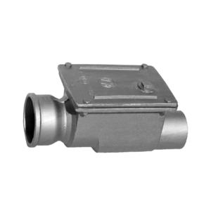Stormwater pampers single-level automatic dampers