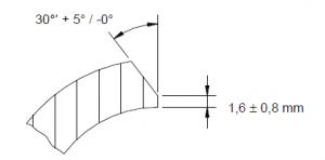 smusso curve a saldare