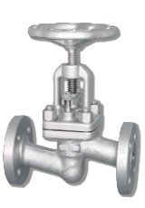 530 bellow stop valve